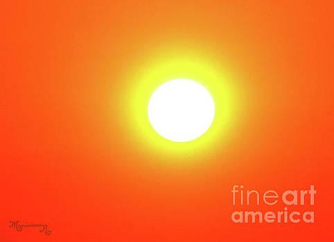 Blazing Sun by Mariarosa Rockefeller
