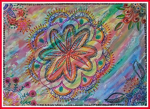 Blissful Colours by Sonali Gangane