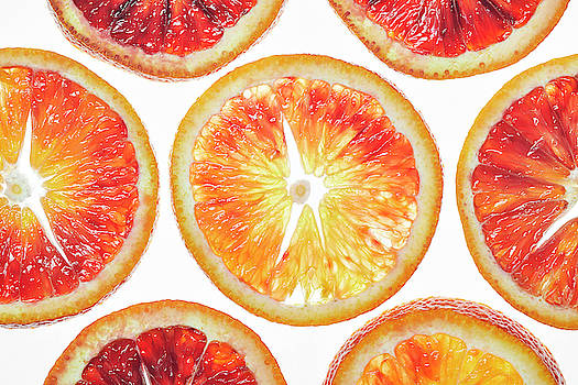 Blood Oranges #3 by Cuisine at Home