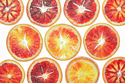 Blood Oranges #6 by Cuisine at Home