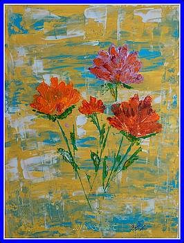 Blooms of Spring by Sonali Gangane