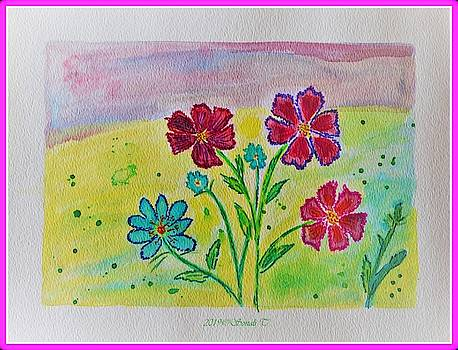 Blossoms by Sonali Gangane