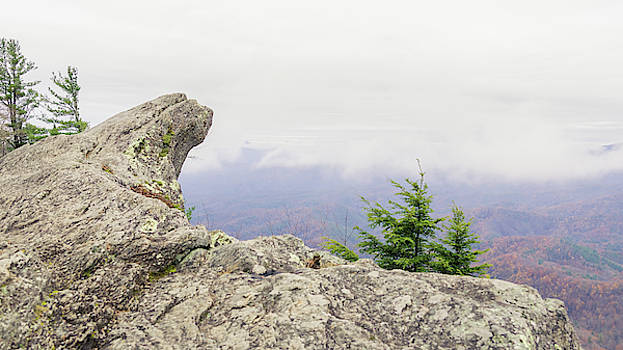 Blowing Rock Mountain and it's beautiful view from its peak.   by Ryan Hoel