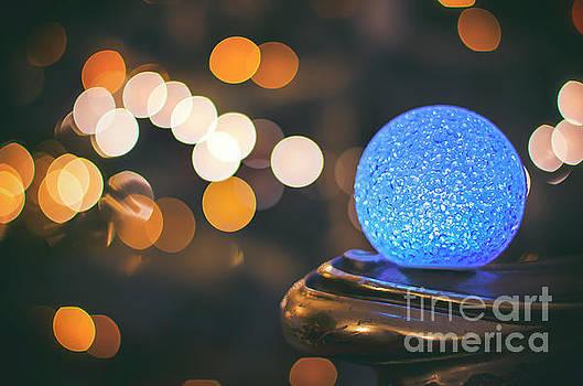 Blu ball by Alessandro Giorgi Art Photography
