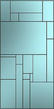 Blue bright composition by Alberto RuiZ