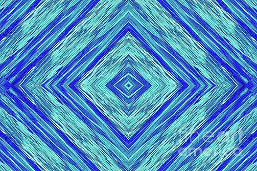 Blue Diamonds by Angela Stafford