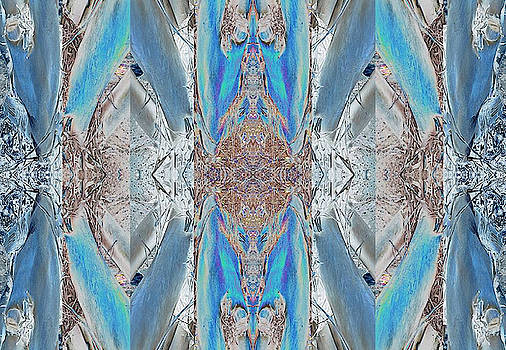 Blue Diamonds by Sherrie Hall