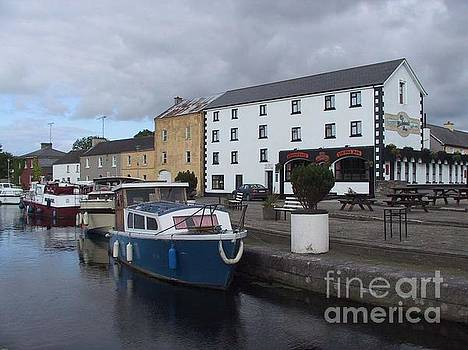 Richmond Harbour  in Cloondara, Co Longford by Val Byrne