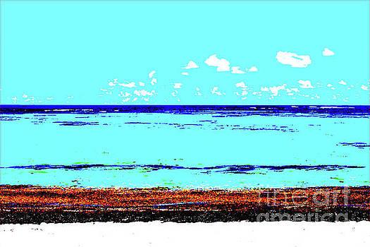 Blue Horizon by Angela Stafford