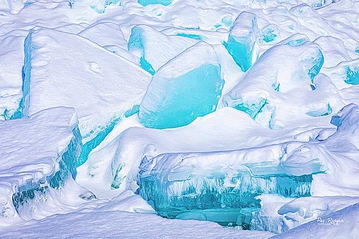 Blue Ice by Peg Runyan