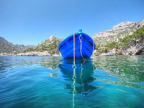 Blue by Karim SAARI