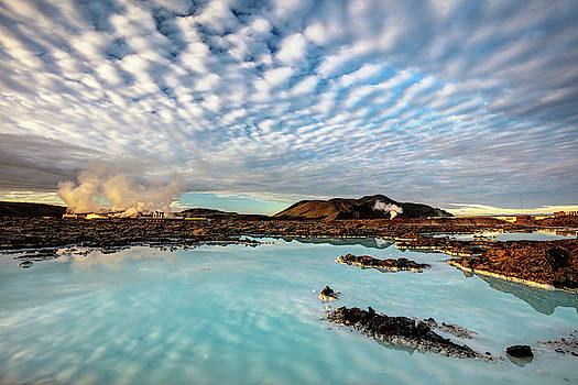 Blue Lagoon, Iceland by Pierre Leclerc Photography