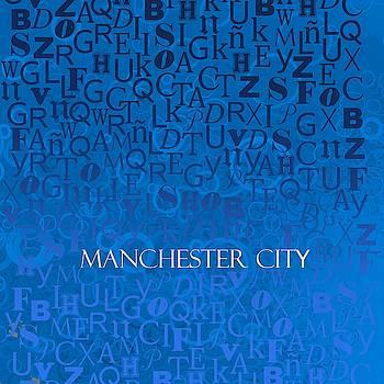 Blue Manchester by Alberto RuiZ