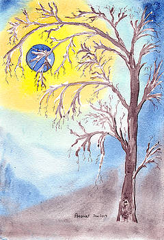 Blue Moon by Ahonu