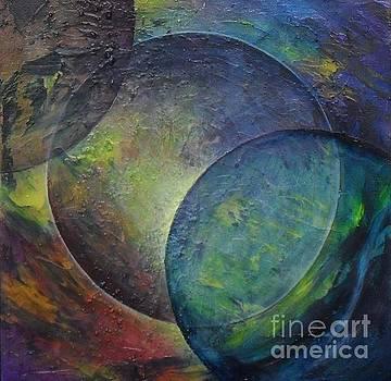 Blue Moon by Lia Van Elffenbrinck