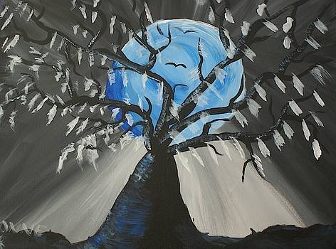 Blue Moon by Yvonne Sewell