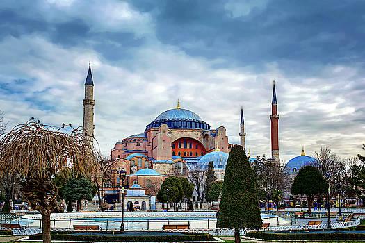 Hagia Sophia by Maria Coulson