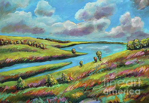 Shelly Leitheiser - Blue Mound Lake