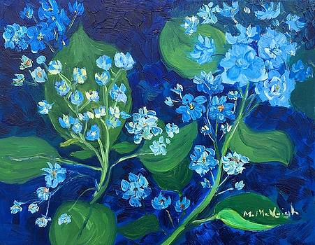 Blue Obsession by Marita McVeigh