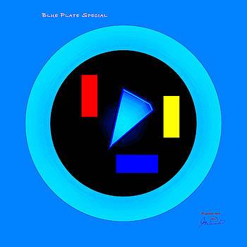 Joe Paradis - Blue Plate Special
