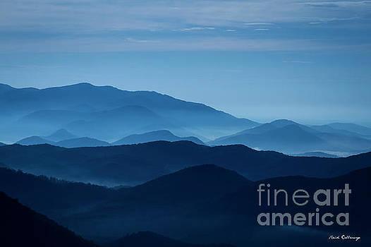 Reid Callaway - Blue Ridges Misty Morning Mountain Sunrise Pretty Place Chapel Landscape Art