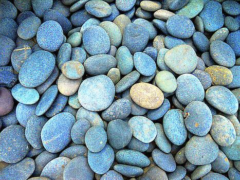 Blue Rocks by Grant Osborne