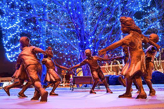 Thomas Gaitley - Blue Tree Play