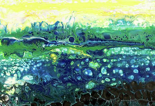 Blueberry Glen by Sandra Day