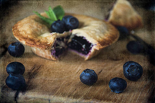 Blueberry Pie by Cindi Ressler