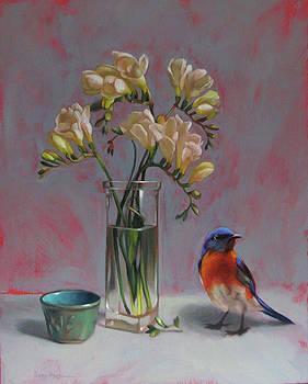 Bluebird II by Diane Hoeptner