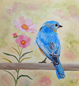Bluebird Prom Day by Angeles M Pomata