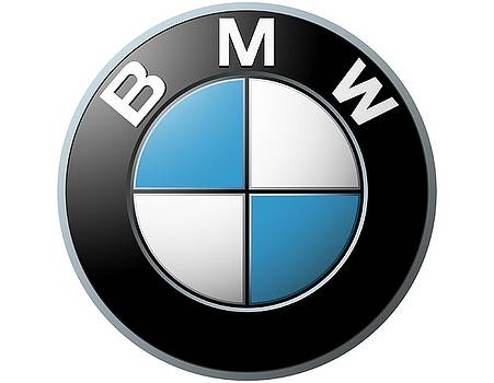 BMW Emblem by Ericamaxine Price