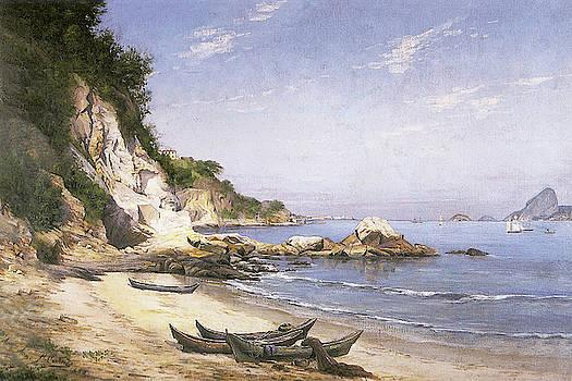 Hipolito Boaventura Caron - Boa Viagem Beach, Niteroi
