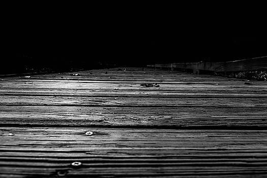 Boardwalk to the Unknown by Doug Camara