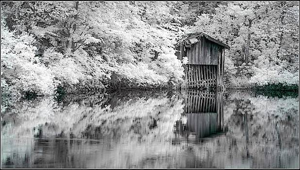 Boat House by Chris Dahl