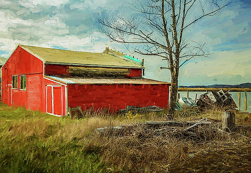 Mike Penney - Boat Shed 2