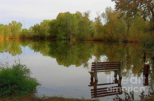Boise River Greenbelt by Art Sandi