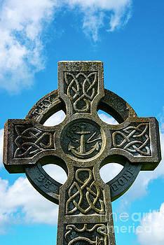 Bob Phillips - Bonamargy Friary Celtic Cross