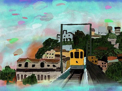 Bonde Lapa by Felipe Navega