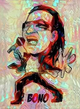 Bono by Paul Van Scott