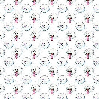 Olga Shvartsur - Boo Ghost Pattern