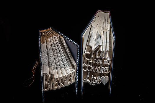 Book Art by Dave Prendergast