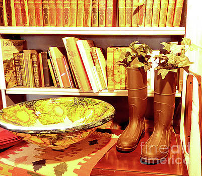Sharon Williams Eng - Boots and Books