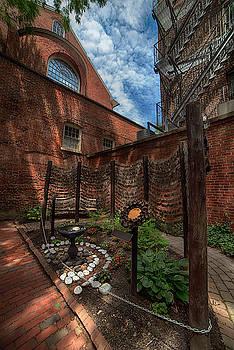Joann Vitali - Boston North End Memorial Garden