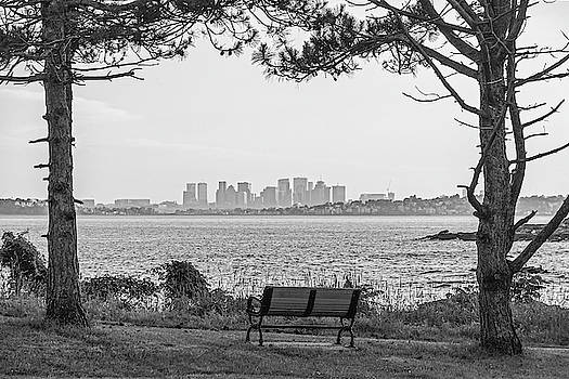 Toby McGuire - Boston Skyline From Nahant Bailey