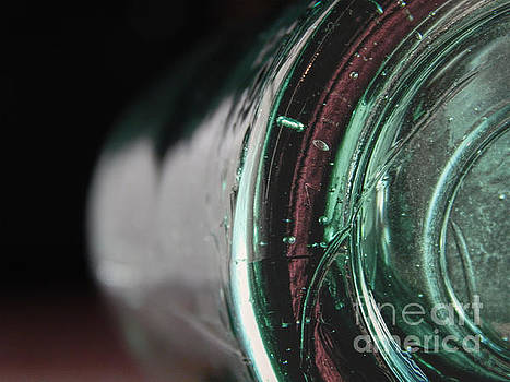 Bottom of A Bottle by Phil Perkins