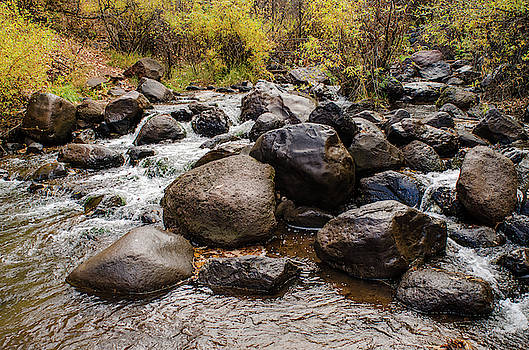 Jeff Phillippi - Boulders in Creek