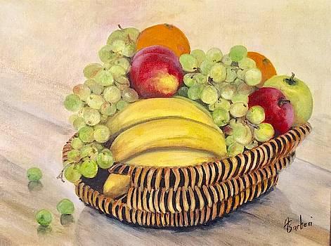 Bountiful Basket by Anne Barberi