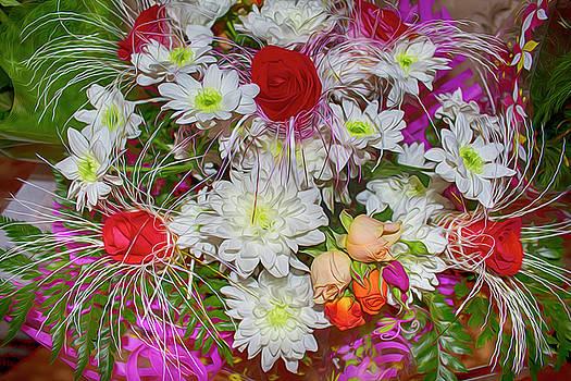 Bouquet Of Flowers by Tatiana Tyumeneva