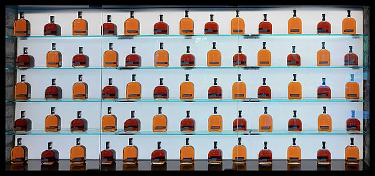 Susan Rissi Tregoning - Bourbon Bottles